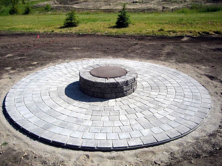 Best 7 Fire Pit Images On Pinterest Outdoor Spaces