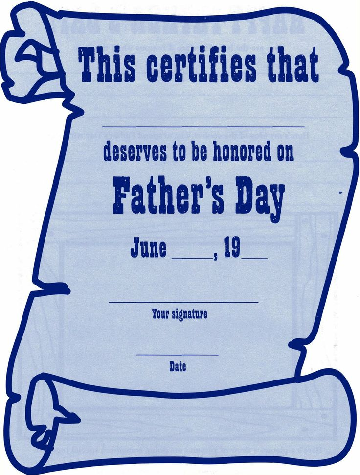 nice father's day cards