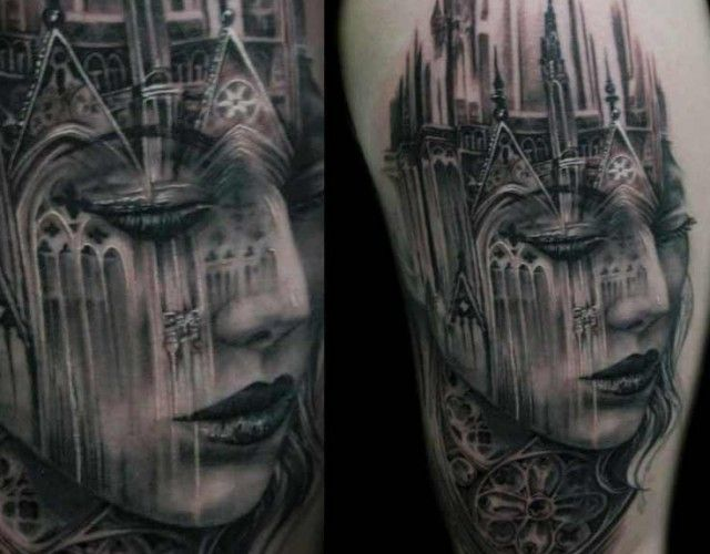 Best 25 black and gray tattoos ideas on pinterest 3 for Black and grey tattoo artists near me