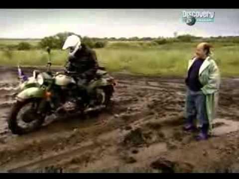 Канал Дискавери. Ирбит. Мотоцикл УРАЛ