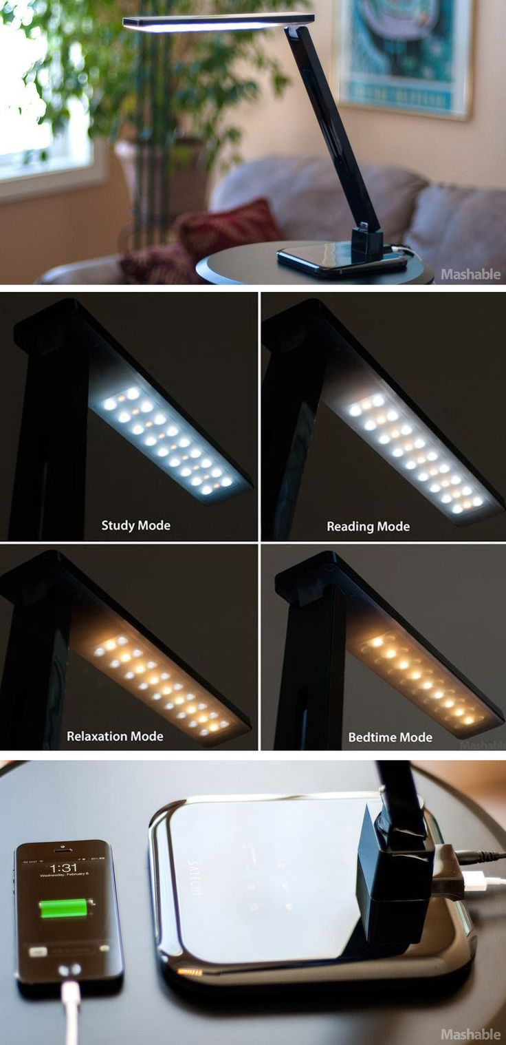 The LED Desk Lamp of the Future Has Arrived