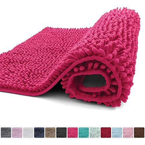Kangaroo Plush Luxury Chenille Bath Rug 24x17 Extra Sof Https Www Amazon Com Dp B07gdn4ldm Ref Cm Sw R Pi Chenille Bath Rugs Kangaroo Plush Plush Carpet