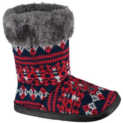 Women's Boston Red Sox Aztec Boots