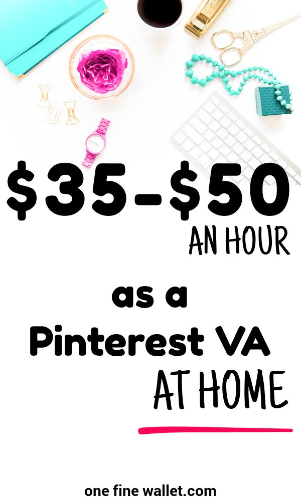 Become a Pinterest Virtual Assistant that Makes $50 an hour – Brittany Ensminger