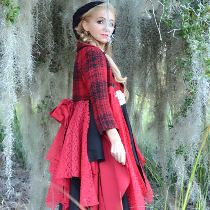 Holiday dusters ~ steampunk Victorian flare