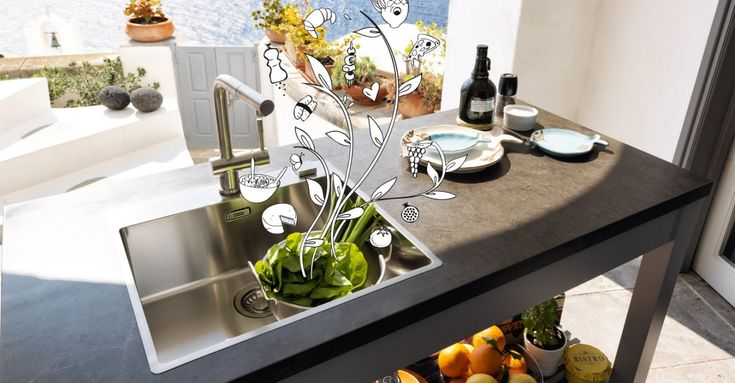 Kitchen Products | Franke Kitchen Systems