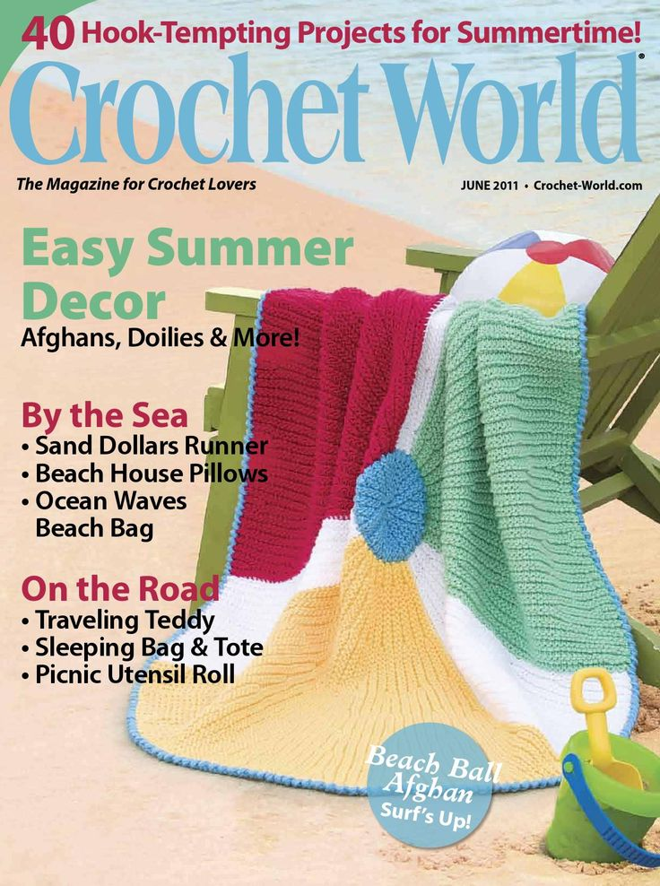 2648 best books magazines crochet images on pinterest filet crochet world 2011 06 fandeluxe Gallery