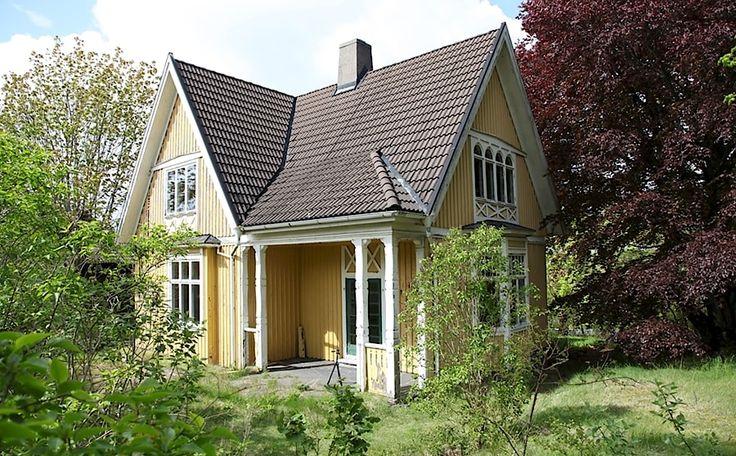 Gottskärsvägen 120, Onsala | Friliggande villa | SkandiaMäklarna