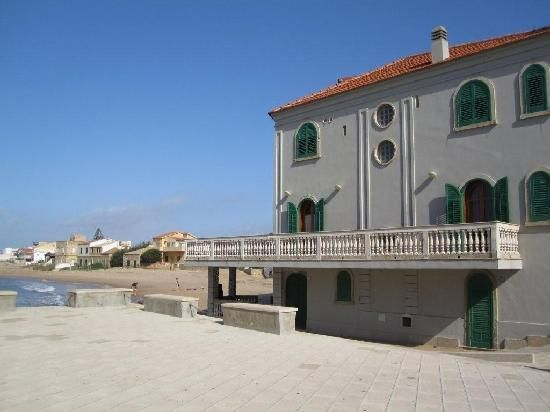 """Montalbano's house"", Punta Secca, Sicily"