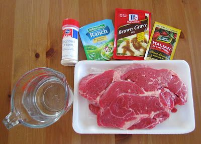 The Country Cook: Slow Cooker Pot Roast