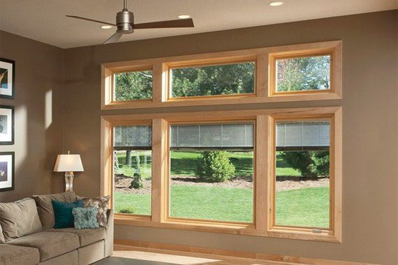 Blinds Between Glass Windows | Window Types Pros and Cons