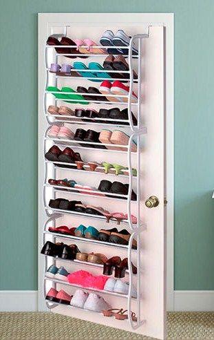 Alege pantofar de usa door rack  la pret ieftin! Incearca sa-ti pastrezi pantofii intr-un loc accesibil, de unde sa ii poti lua fara sa te ...