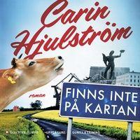 Finns inte på kartan - Carin Hjulström