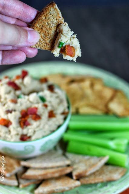 Weight Watchers Friendly Recipes: White Bean & Bacon Dip