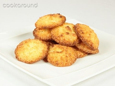 Macarons al cocco: Ricette Dolci | Cookaround