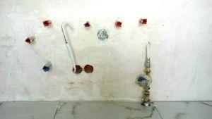 Montaż instalacji hydraulicznej w kuchni. #instalacja #wodomierz #Częstochowa