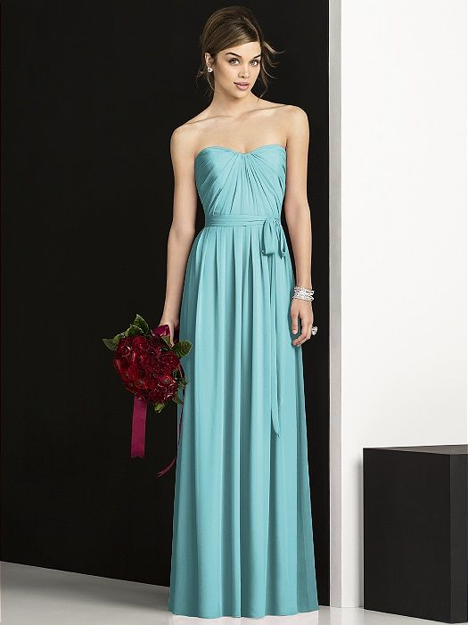 After Six Bridesmaids Style 6678 http://www.dessy.com/dresses/bridesmaid/6678/#.Uubc_xDTmM8