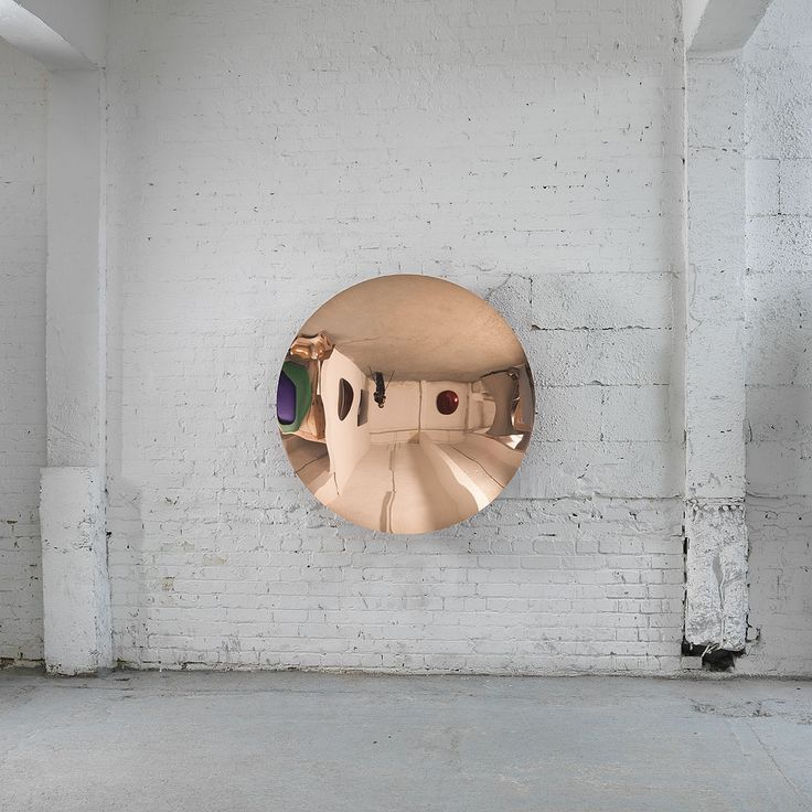 power of mirrors - anish kapoor