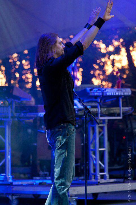 Mariusz Duda in concert