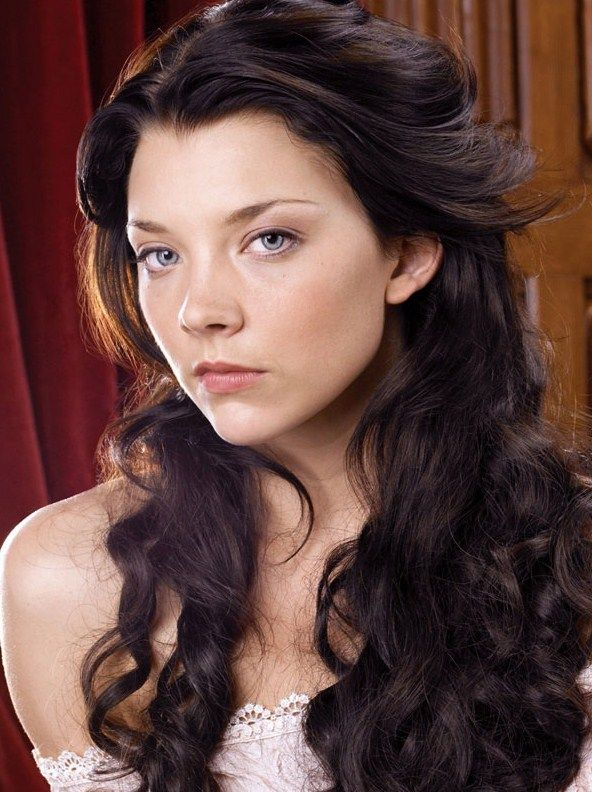 Natalie Dormer - template for Edith Buchanan, Christopher and Kate's cousin