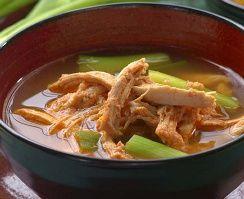 HCG Diet Savory Chicken Soup