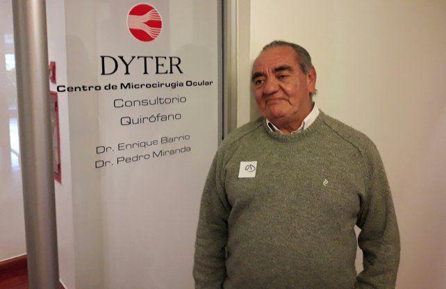 #A Lorenzo una operación de cataratas le cambió la vida - Diario Uno: Diario Uno A Lorenzo una operación de cataratas le cambió la vida…