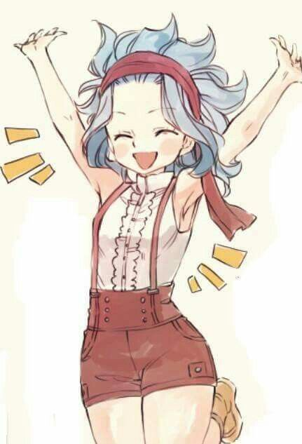 So pretty Levy♡