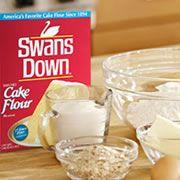 Swans Down Cake Flour 1-2-3-4 Pound Cake