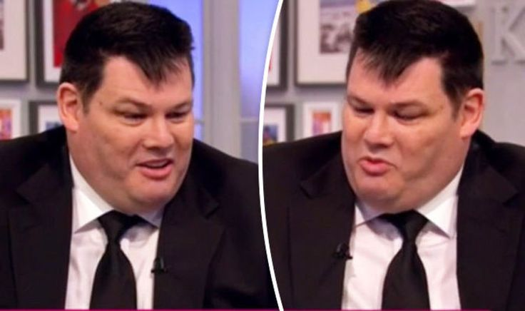 awesome The Chase's Beast Mark Labbett reveals real reason he STORMED OFF set after losing