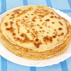 Тонкие блины рецепт – выпечка и десерты. «Афиша-Еда»
