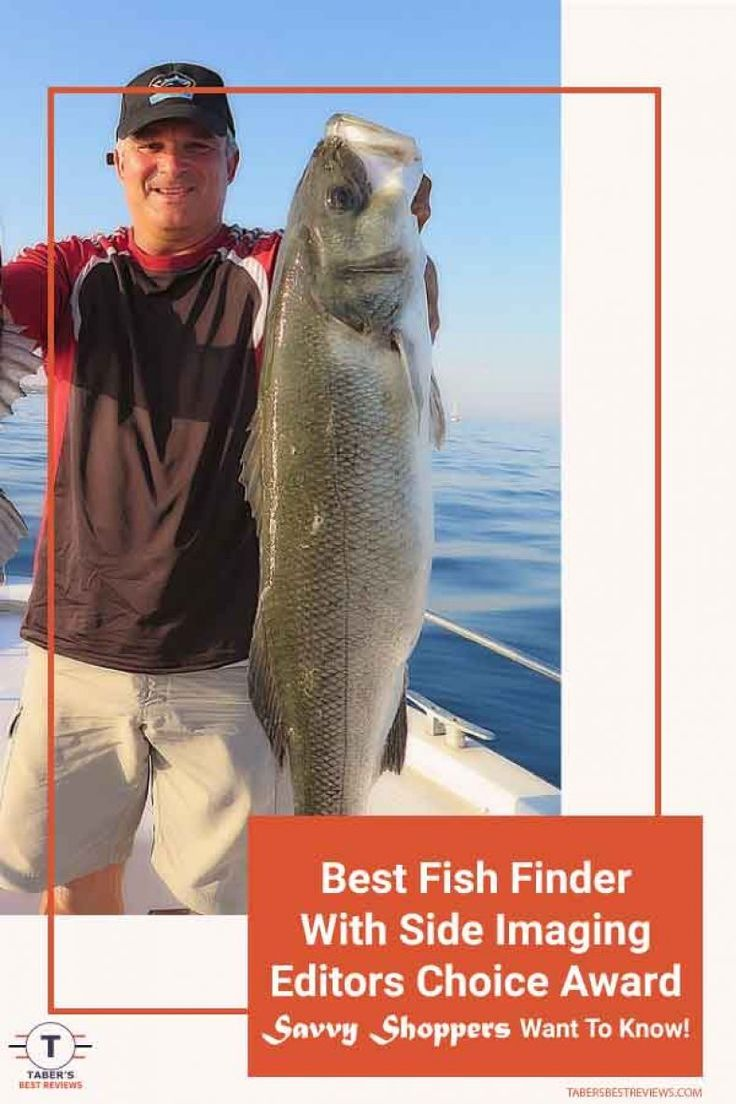 Best Fish Finder With Side Imaging Editors Choice Award Fish Finder Fishing Tips Fish