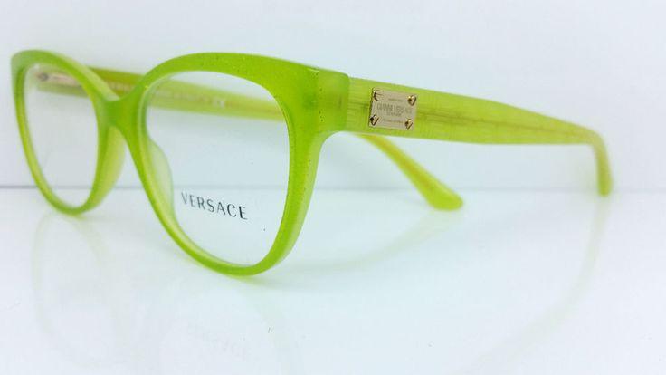 Bright Green Glasses Frames : Vice ne? 20 nejlep?ich napad? na tema Versace eyeglasses ...