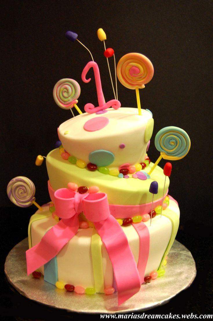 89 Best Cakes Images On Pinterest Birthday Ideas