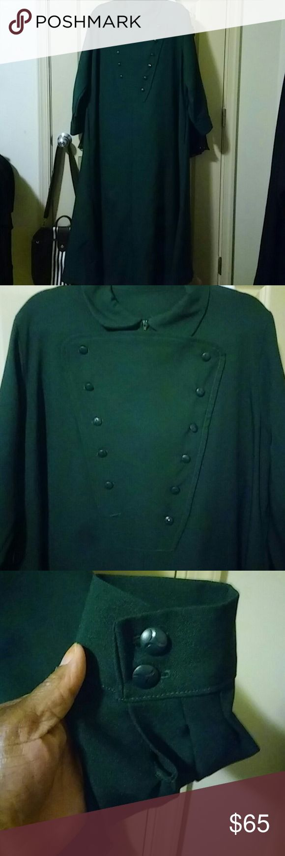 Tailor made jibab Overgarment, worn to be modest. Islamic clothing Habibah Other