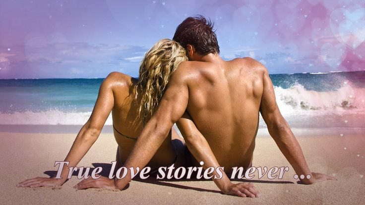 All about love. True love stories never ...