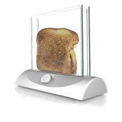 transparent toaster... genius!!