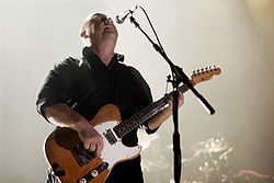 Frank Black// Never meet your heroes? This guy was a gent.
