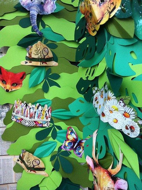 Paper Jungle at Paper2 in Surry Hills
