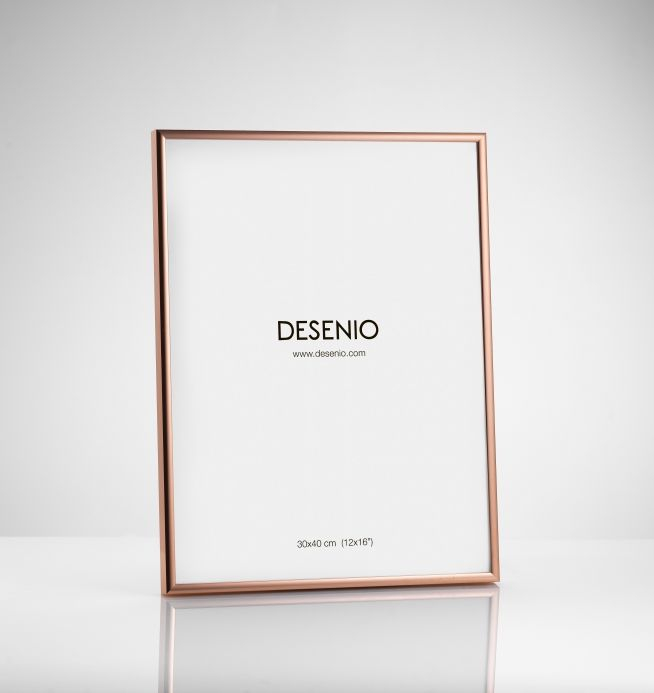 Picture frame Copper (30x40cm) plexi in the group Picture frames / Sizes / 30x40cm | 12x16 at Desenio AB (9022-30x40)