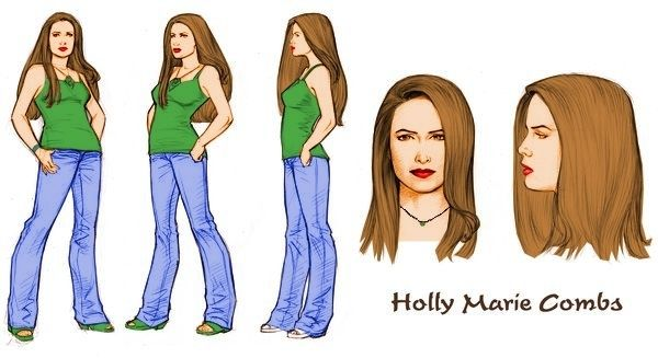 Photo of CC for fans of Charmed Comics.