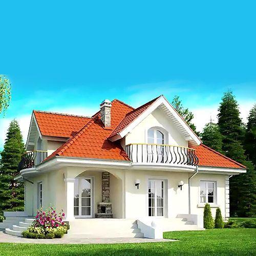 Las 25 mejores ideas sobre fachadas de casas bonitas en for Casas modernas hermosas