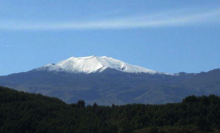 Volcan Purace, Departamento del Cauca, Colombia
