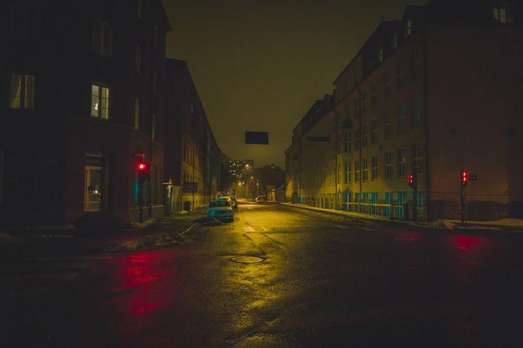 Oslo Lights by Christian Øen on 500px