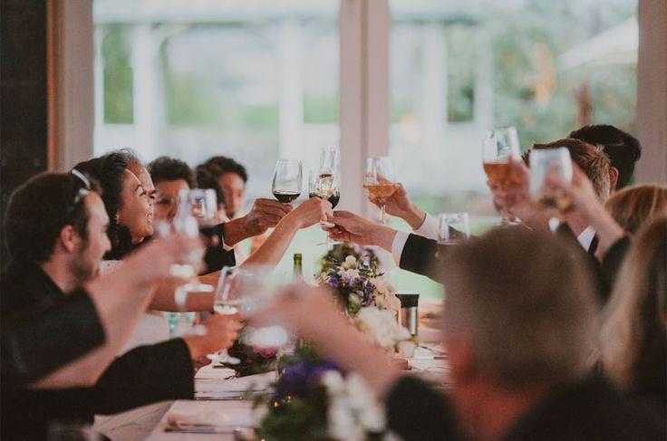 Mandala Wines, Yarra Valley. Dining room, wedding reception. From Luma http://luma-wedding-photography.com.au