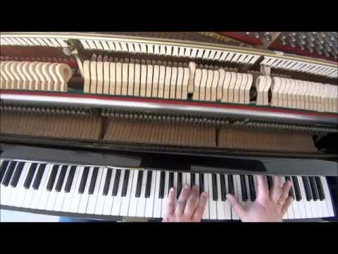 #U2, #War, #New #Year's# Day, #Piano #Cover, #Music #Improvisation #By #BIordanis, #HD