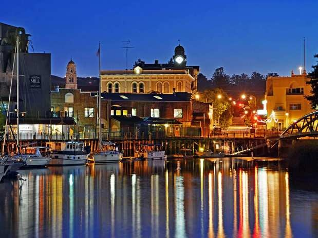 Petaluma might not have the public relations clout of Sonoma County's fancier towns, but it has hidden treasures, including a devotion to excellent food.