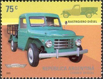 Rastrojero Diesel
