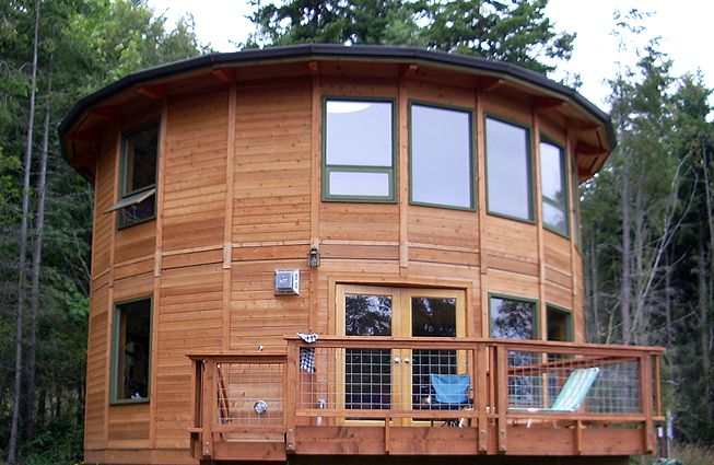 2 story yurt for housing | Clearsky Conference/ Events ...