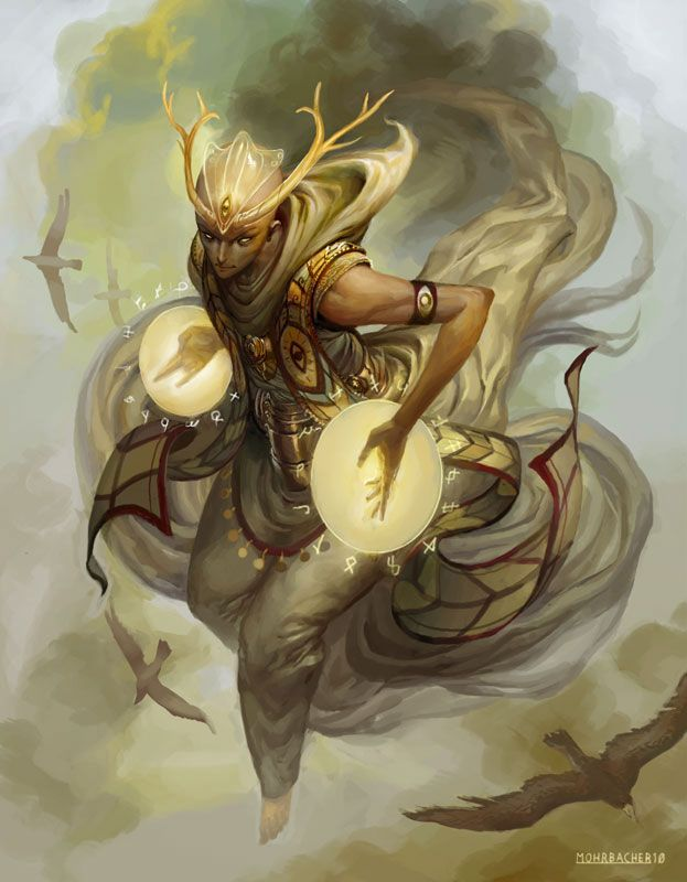 Shield Warden by *One-Vox on deviantART