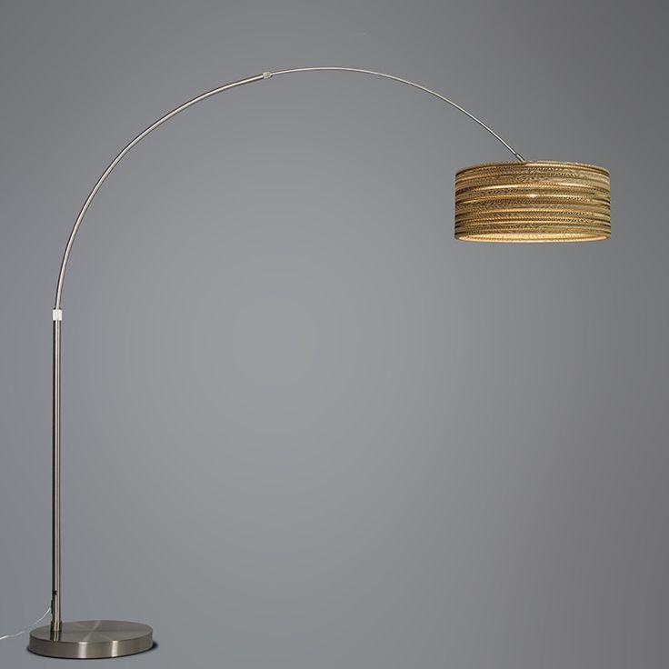 Mix 'n Match Arc Lamp Shade Carton - Floor lamps - Indoor lighting - lampandlight.co.uk